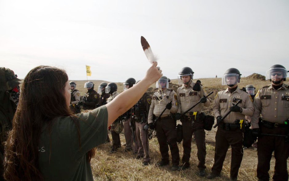 On the Water Protectors
